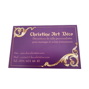 Christine Art Déco