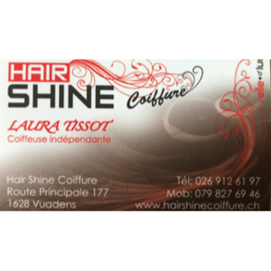 Hair shine coiffure by Laura