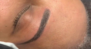 Microblading w/ Shading