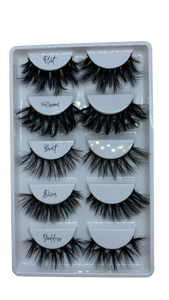 Synthetic Lash Book (Volume 2)