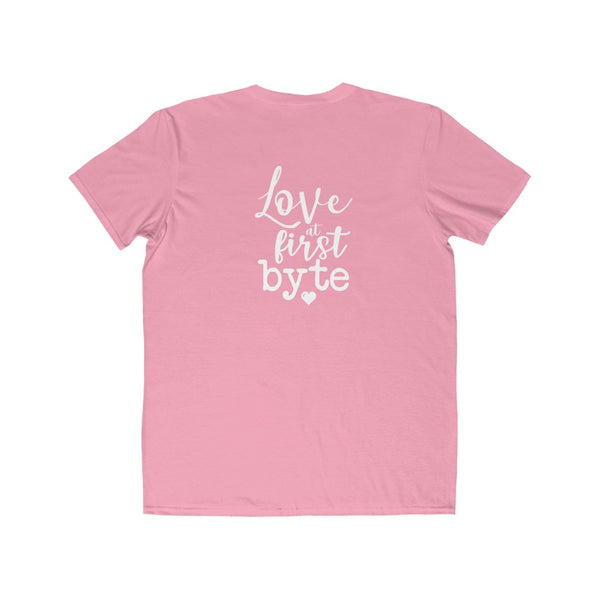 Love at First Byte - Lightweight Fashion Tee
