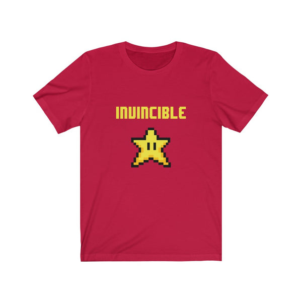 Invincible – Unisex Short Sleeve Tee