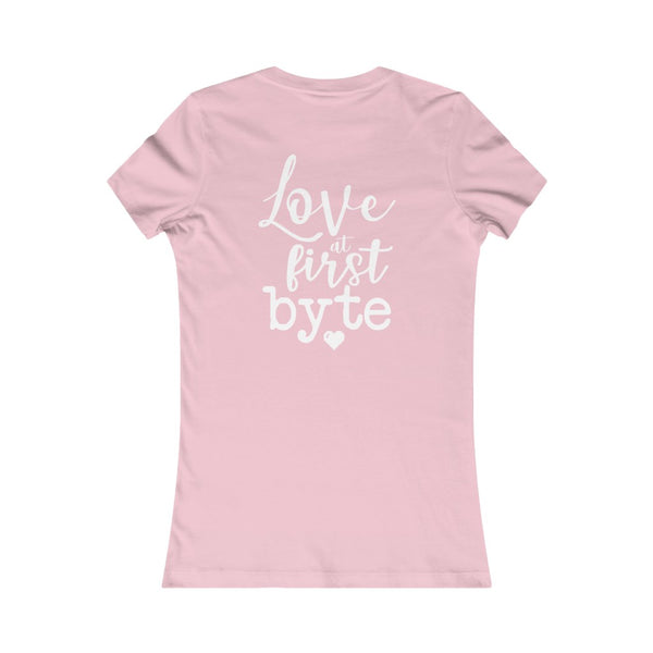 Love at First Byte - Women's Tee