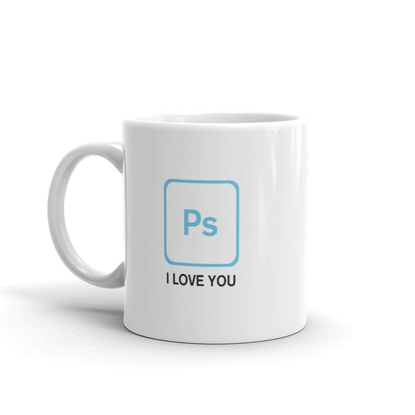 PS I Love You - Mug