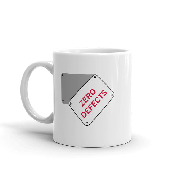 Zero Defects - Mug