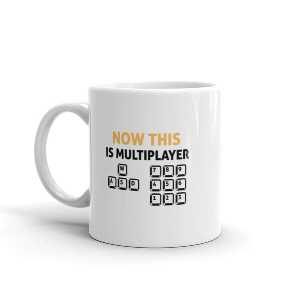 This is Multiplayer - Mug