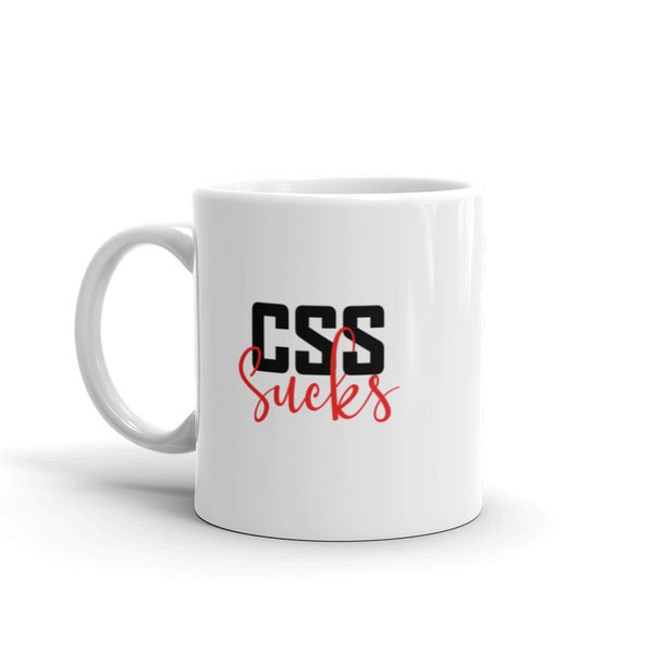 CSS Sucks, Version II - Mug