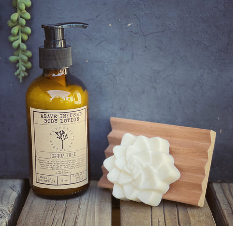 3 Piece Soap And Lotion Kit