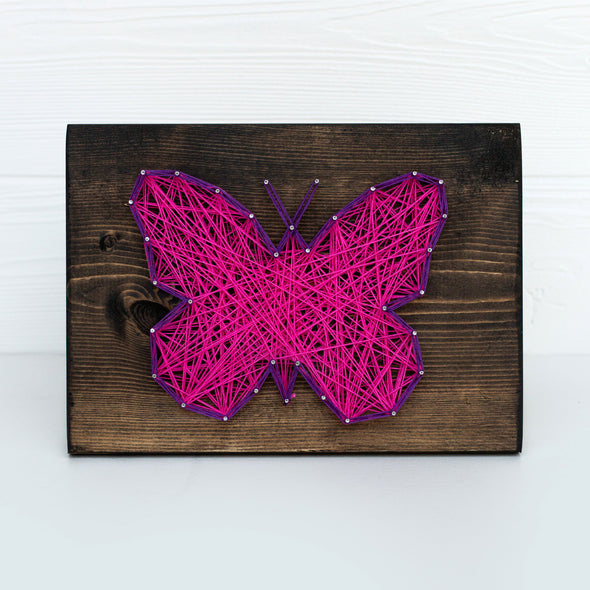DIY String Art Kit (with options)