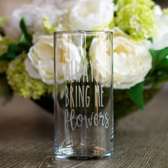 Glass Etching Vase kit