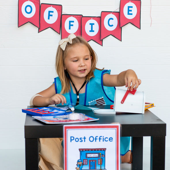 Post Office Play Set