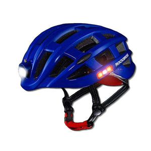 Smart LED Light Cycling Helmet