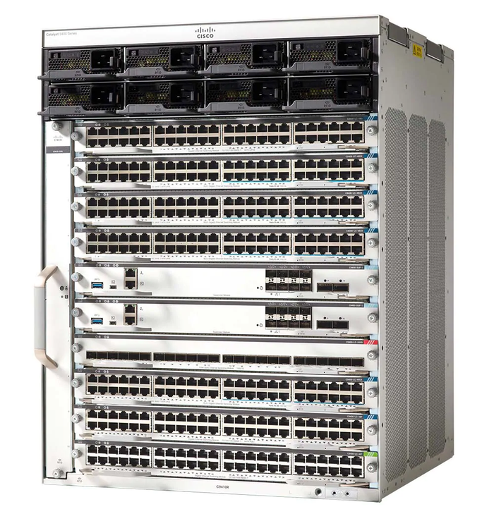 Cisco Catalyst 9410R Switch