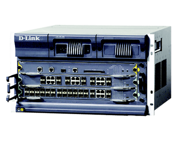 D-Link  DES-8500E Chassis Switch