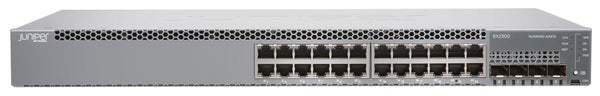 Juniper Networks EX2300-24T-DC 24-port Ethernet Switch