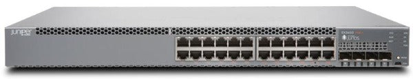 Juniper Networks EX3400-24P 24-port PoE+ Ethernet Switch
