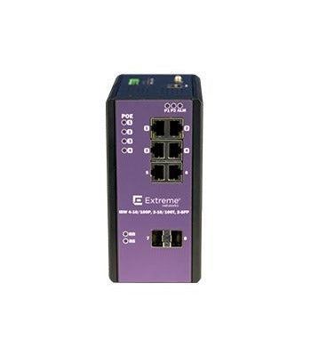 Extreme Networks ISW-Series Industrial Ethernet Switch