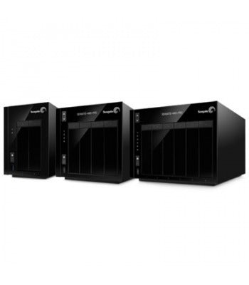 Seagate STDD8000300 NAS Pro 2-Bay Business Storage