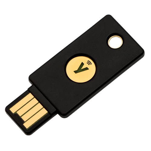Yubico YubiKey 5 NFC Security Key For Professional
