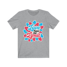 Load image into Gallery viewer, Love Has No Limit Polyamory Tee