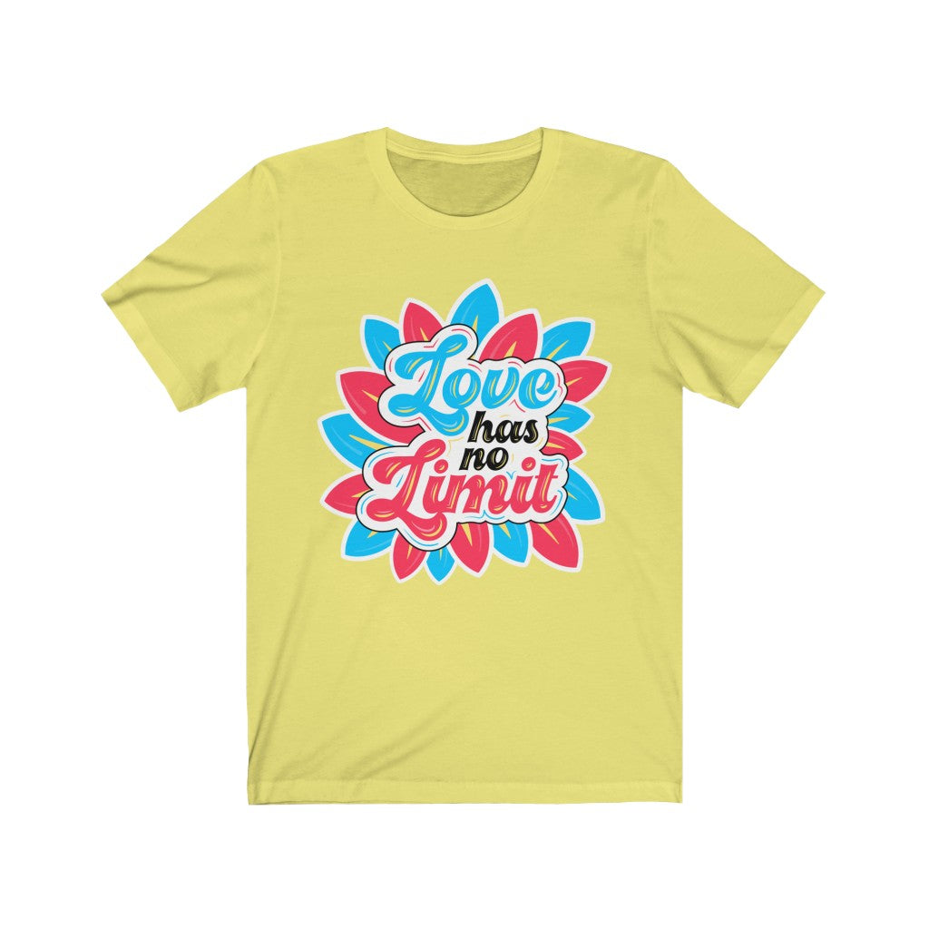 Love Has No Limit Polyamory Tee