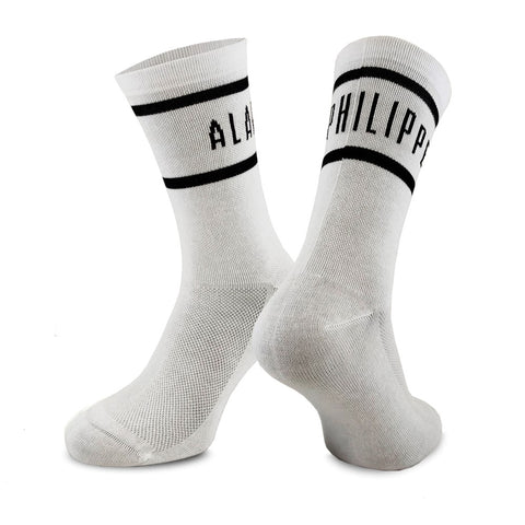 Alafpolak Socks White