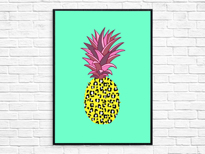 THE FUNKY PINEAPPLE