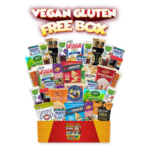 Vegan Gluten Free Box