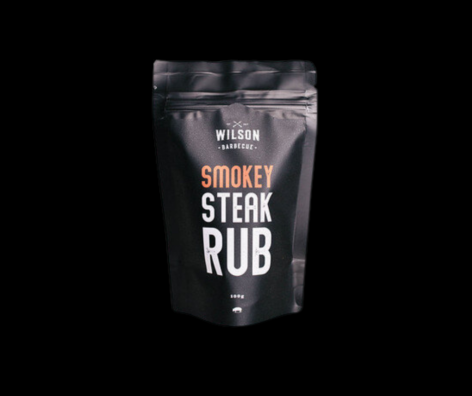 Load image into Gallery viewer, Wilson Barbeque - Smokey Steak Rub 100gms