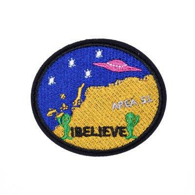 Area 51 Map Patch