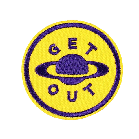 Get Out Saturnus Patch