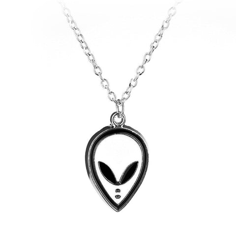 Alien Necklaces <br> Alien Head