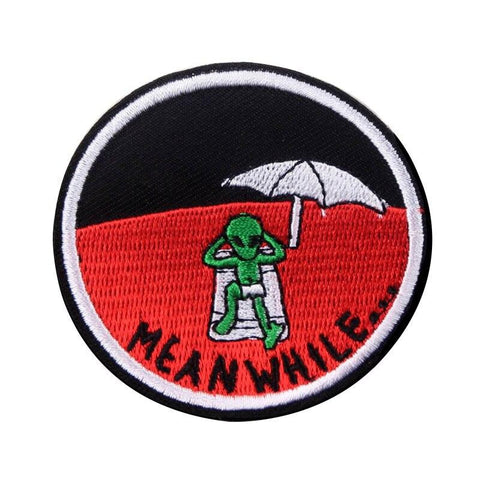 Meanwhile Alien Patch