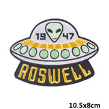Alien Patch <br> Roswell