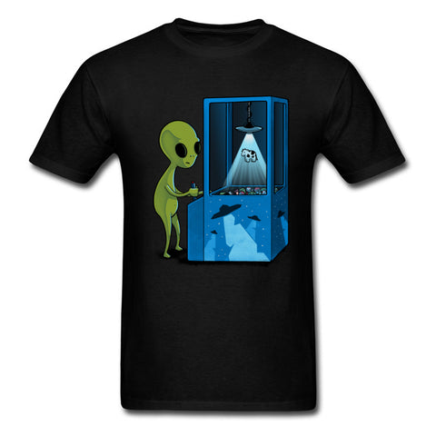 Alien T-Shirt <br> UFO Catcher