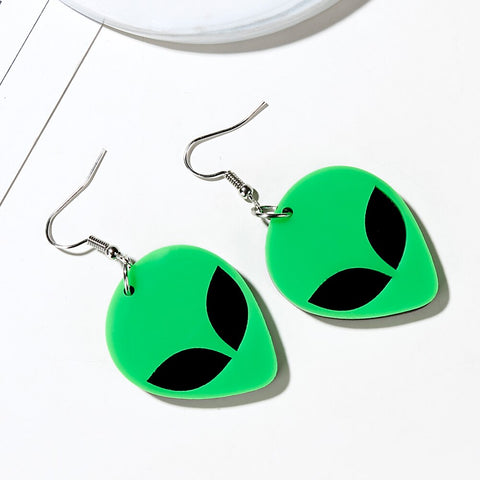 Alien Earings