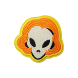 Women Alien Patch
