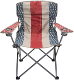 Camping World Patriotic Bag Chair
