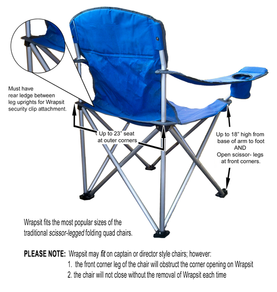 Whether You Refer To Them As Folding Camping Chairs, Quad Chairs, Picnic  Chairs Or Lawn Chairs... The Basic, Scissor Legged, Outdoor Folding Chair  (depicted ...