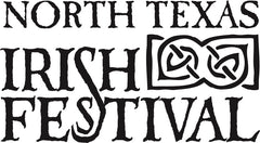 NTIF North Texas Irish Festival Logo