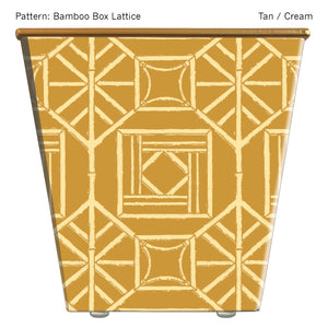 Bamboo Box Lattice