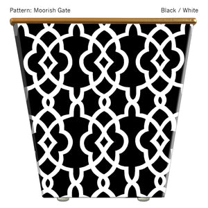 Load image into Gallery viewer, Standard Cachepot Container: Moorish Gate