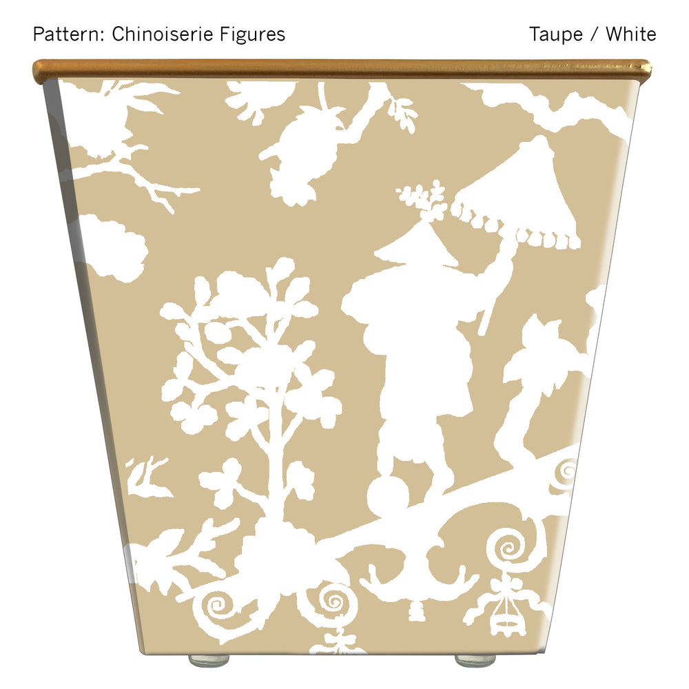 Chinoiserie Figures
