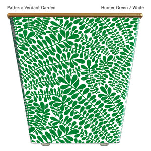 Load image into Gallery viewer, Standard Cachepot Container: Verdant Garden
