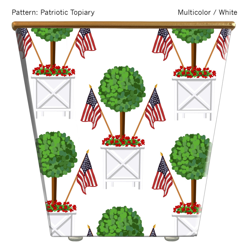 Load image into Gallery viewer, Patriotic Topiary