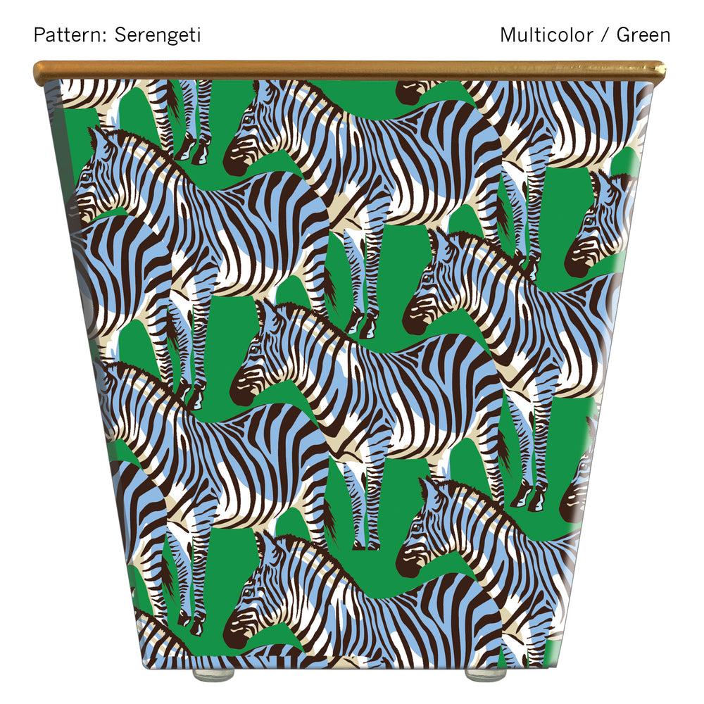 Load image into Gallery viewer, Standard Cachepot Container: Serengeti
