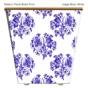 Load image into Gallery viewer, Floral Block Print