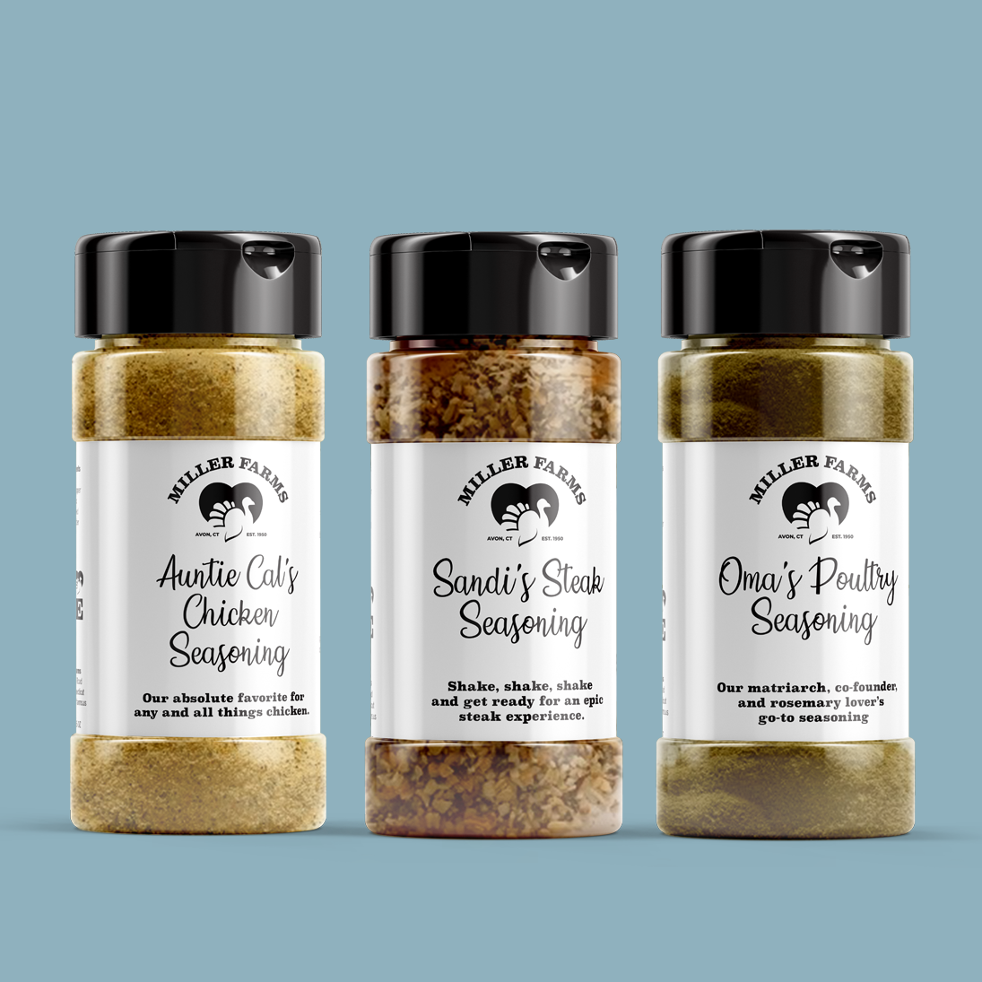 Legacy Spice Collection