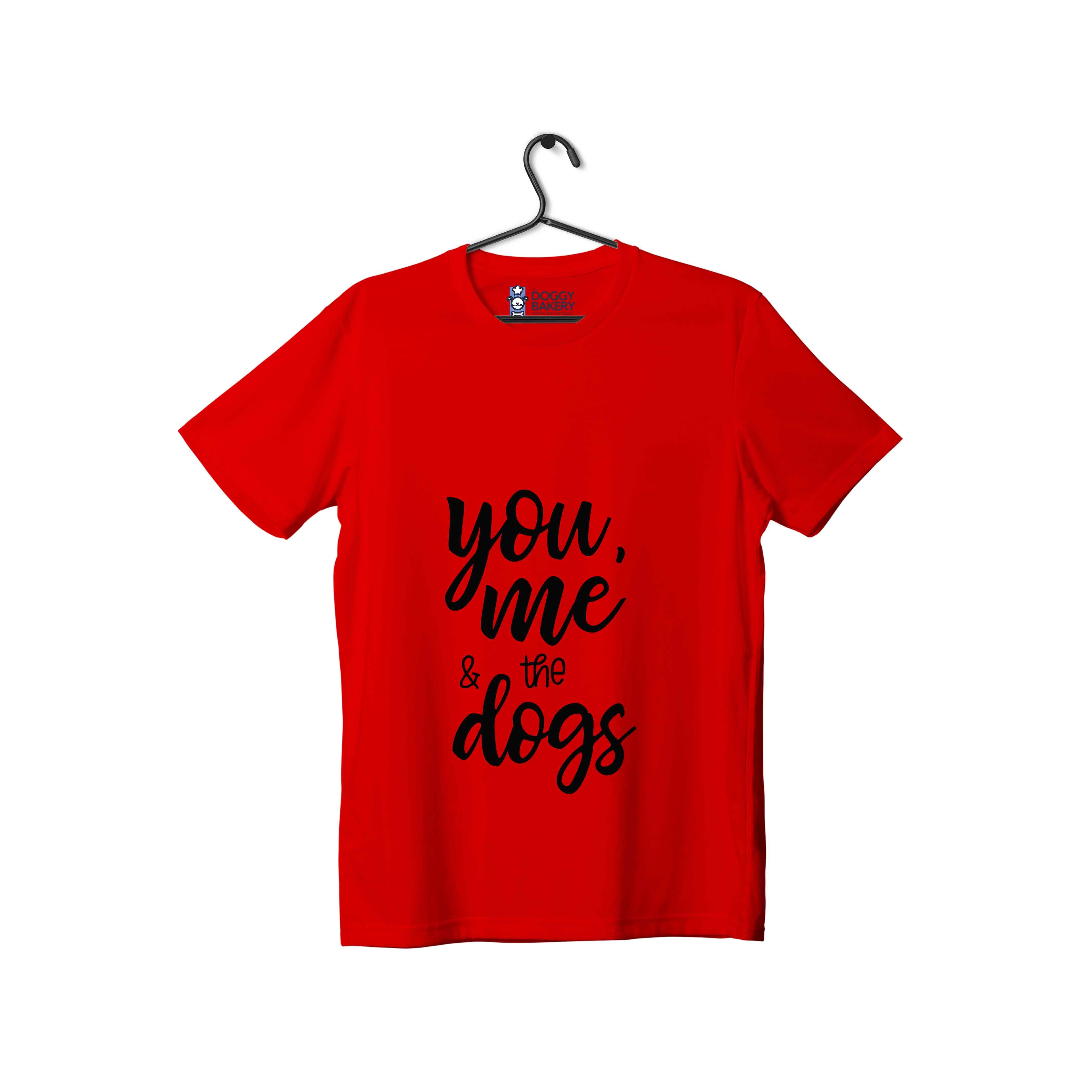 Dogs & Me T-Shirt
