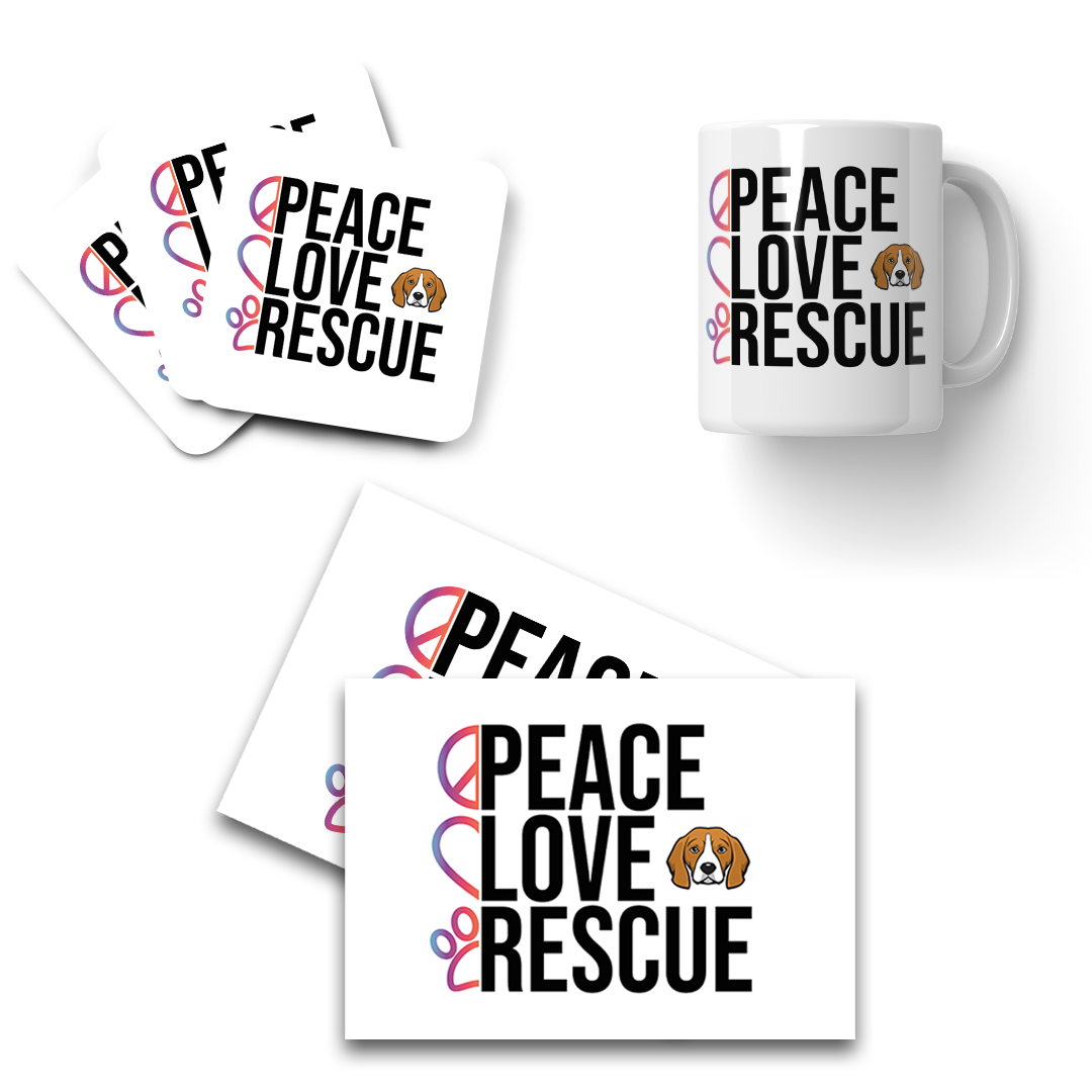 Peace Love Rescue Combo